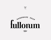 fullonum handmade soap.