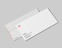 DL Envelope Mockup (PSD)