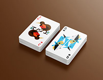 PLAYING CARDS \ PART TIME RANGERS