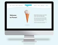 Froneri Egypt-Web Design