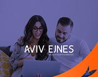 Branding - Aviv Ejnes - Life coach