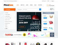 Picaboo - Electronics eCommerce Template