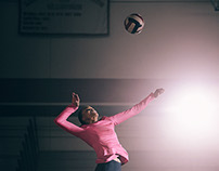 Adidas Volleyball