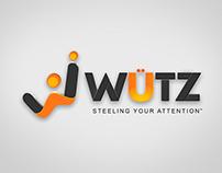 Logo Design Crazy Hippos