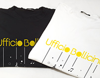 A special T-shirt for the Umbria Jazz Crew 2017