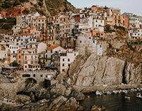 CINQUE TERRE | ITALY