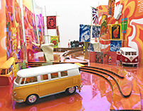 Woodstock Exhibit