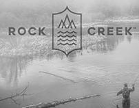 Cabela's Rock Creek Fishing Logo & Hangtag