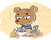 "Animation film ""Unusual Kindergarten"", 2016"