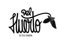 Del Huerto A Tu Casa Logo Idea
