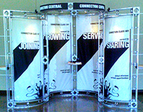 Connection 101 Booth Design