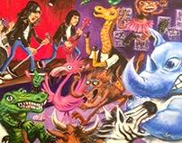Cretin Hop:Ramones+Animal: Mash Up/Mosh Pit!