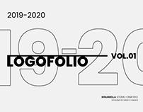 Logofolio 2019 - 2020 Vol.01