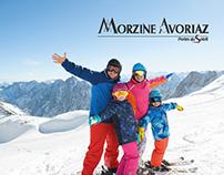 MORZINE AVORIAZ - Campagne Digitale