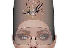 Nefertiti modern era