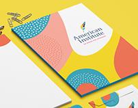 American Institute / Branding & Art Director