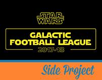 Star Wars Football Kits