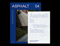 Asphalt Skateboard Magazine, issue 4