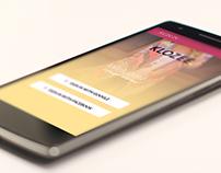 Klozee - App UX