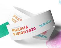 Branding | Pharmoria Event