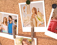 Photo Gallery - Board With Photos