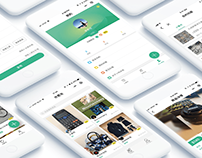 UIUX Design: Used Goods Platform