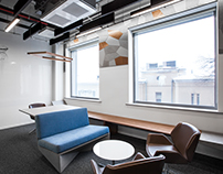 meeting room. design and furniture by PLY
