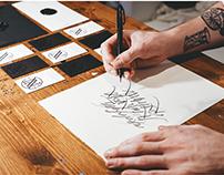 Nick Visioli - Calligrapher