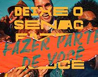 Id Visual - Campanha Senac 2021