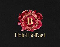 Hotel Belfast Branding