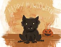Happy Howloween Card 2015