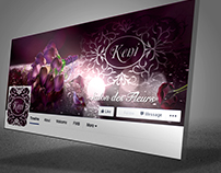 Keni - Facebook Cover Design