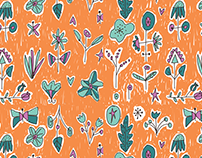 PATTERN DESIGN/ collection for kids & toddlers