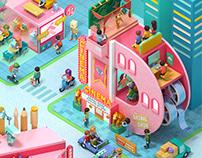 Tokyo Design Academy - School Guide