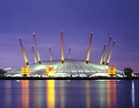 NEC - O2 Millennium Dome, London 2007