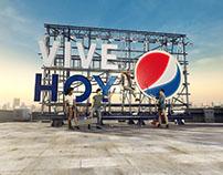 Pepsi Vive Hoy