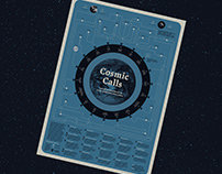 Cosmic Calls / Data Visualization