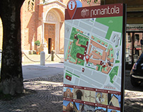 WAYFINDING FOR A MEDIEVAL TOWN