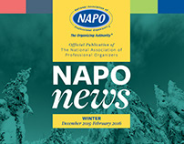 NAPO News Quarterly Magazine