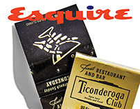 Esquire, Package