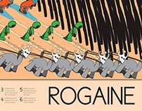 Magazine Spread:Rogaine