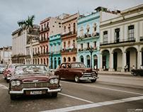 CUBA by Robert Larsen