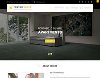Single Property WordPress theme