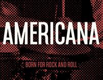 Americana Typeface