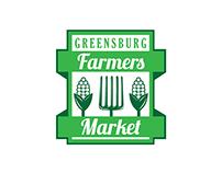 Greensburg Farmers Market Logo