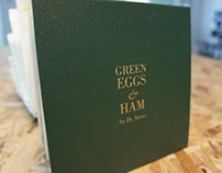Green Eggs & Ham Redesign