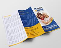 Tri-Fold Brochure for Health