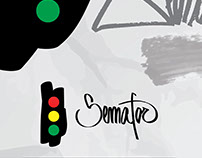 Traffic lights = Semafor(Romanian)