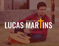 Ministério Lucas Martins - Identidade Visual