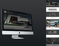 Site Fábio Silva - Architecture & Design